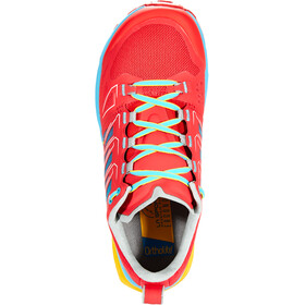 La Sportiva Jackal Chaussures de trail Femme, hibiscus/malibu blue